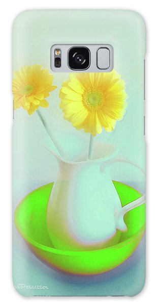 Abstract Floral Art 273 Galaxy Case