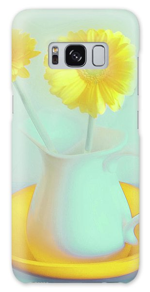 Abstract Floral Art 280 Galaxy Case