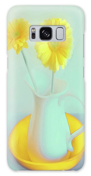 Abstract Floral Art 281 Galaxy Case