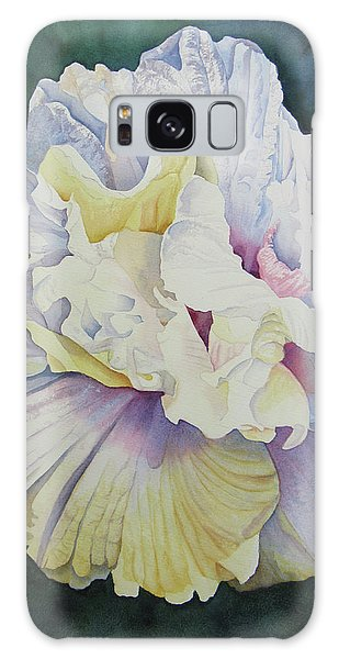 Abstract Floral Galaxy Case by Teresa Beyer