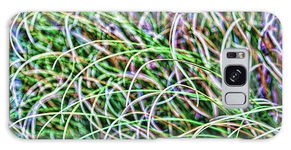 Abstract Grass Galaxy Case