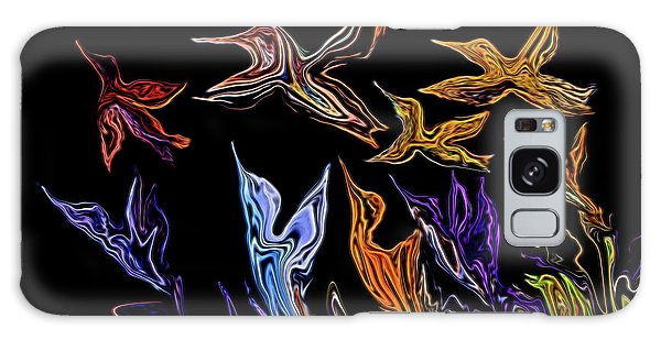 Abstract Hummers Galaxy Case