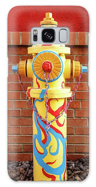 Abstract Hydrant Galaxy Case by James Eddy