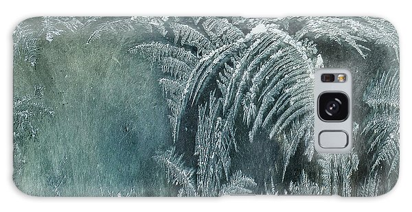 Abstract Ice Crystals Galaxy Case