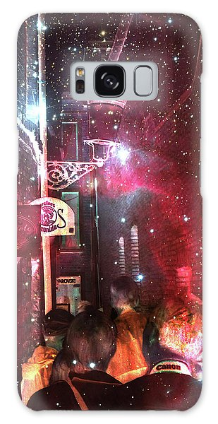 Abstract  Images Of Urban Landscape Series #12 Galaxy Case
