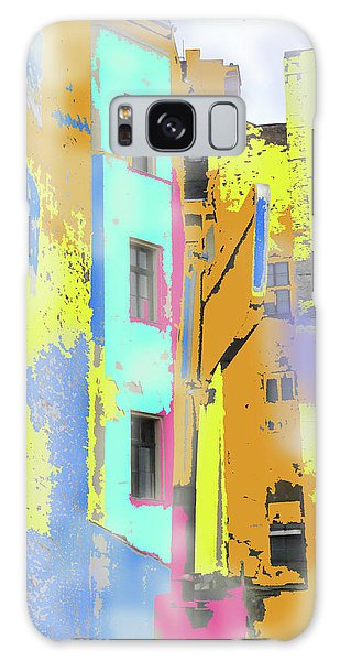 Abstract  Images Of Urban Landscape Series #2 Galaxy Case