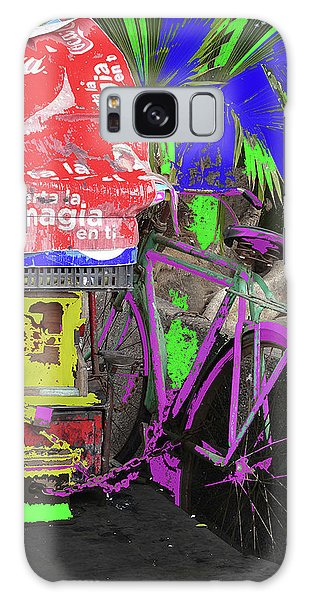 Abstract  Images Of Urban Landscape Series #3 Galaxy Case