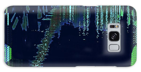 Abstract  Images Of Urban Landscape Series #7 Galaxy Case