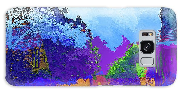Abstract  Images Of Urban Landscape Series #8 Galaxy Case