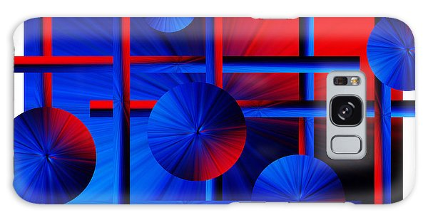 Abstract In Red/blue Galaxy Case