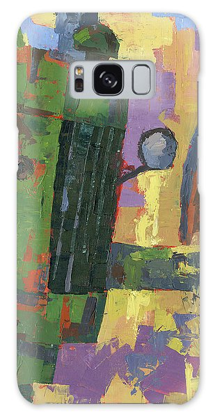 Abstract Johnny Galaxy Case