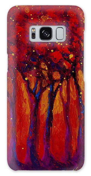 Abstract Landscape 2 Galaxy Case