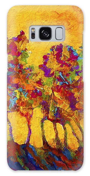 Abstract Landscape 3 Galaxy Case