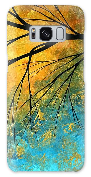 Abstract Landscape Art Passing Beauty 2 Of 5 Galaxy Case
