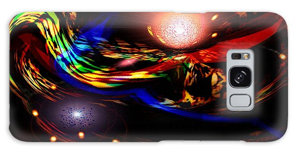 Abstract Mood Galaxy Case