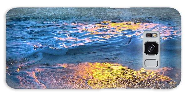 Abstract Of Beach Galaxy Case