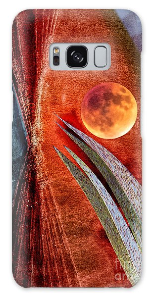 Abstract On Moon Galaxy Case