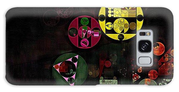 Abstract Painting - Metallic Gold Galaxy Case by Vitaliy Gladkiy