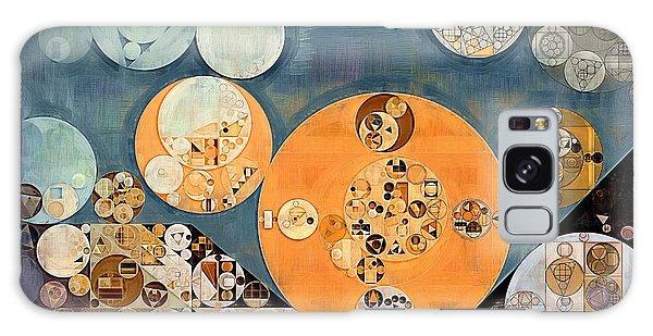 Abstract Painting - Shuttle Grey Galaxy Case by Vitaliy Gladkiy