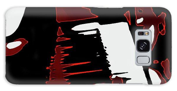 Abstract Piano Galaxy Case