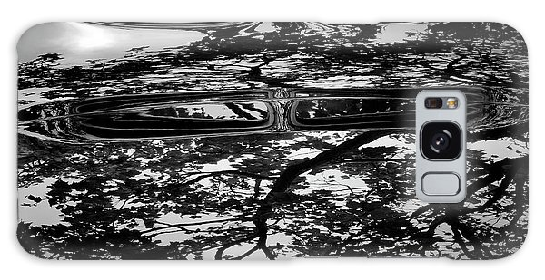 Abstract Reflection Bw Sq II - Vehicle Galaxy Case