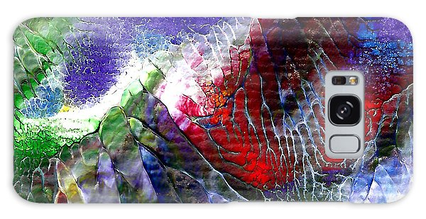 Abstract Series 0615a-3 Galaxy Case