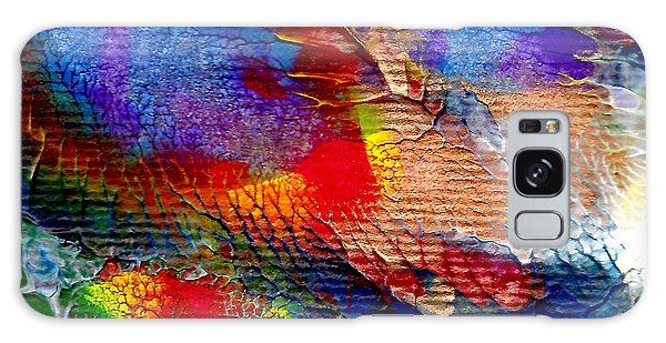 Abstract Series 0615a-5 Galaxy Case