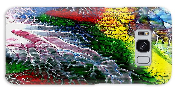 Abstract Series 0615a Galaxy Case