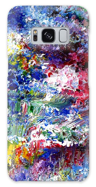 Abstract Series 070815 A2 Galaxy Case