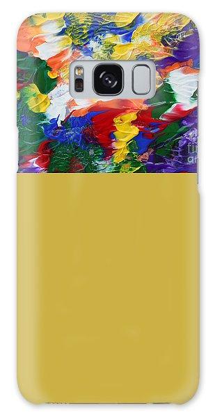 Abstract Series A1015ap Galaxy Case