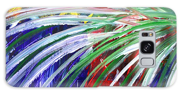Abstract Series C1015bl Galaxy Case