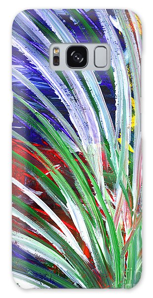 Abstract Series C1015bp Galaxy Case