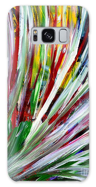 Abstract Series C1015cp Galaxy Case