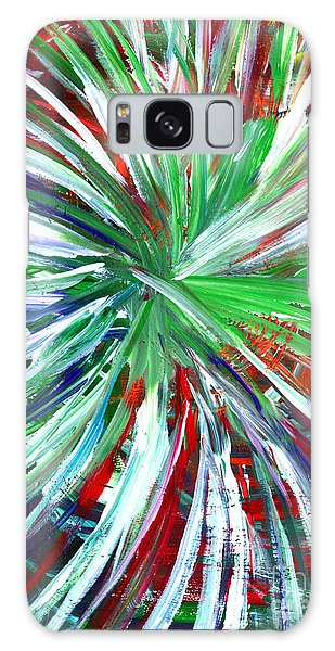 Abstract Series C1015dp Galaxy Case