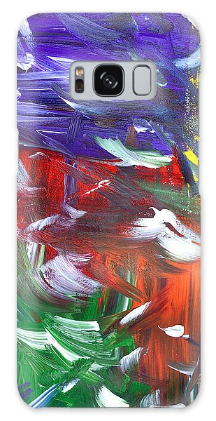 Abstract Series E1015ap Galaxy Case