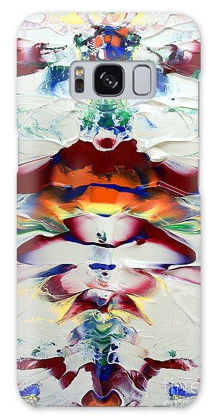 Abstract Series H1015a Galaxy Case