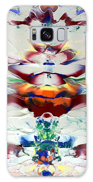 Abstract Series H1015al Galaxy Case