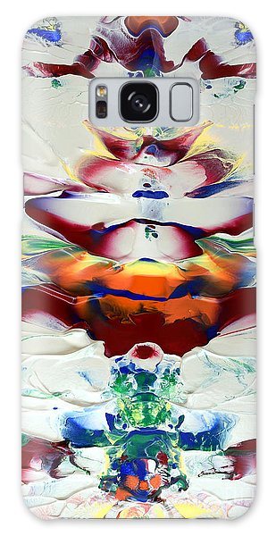 Abstract Series H1015al Galaxy Case