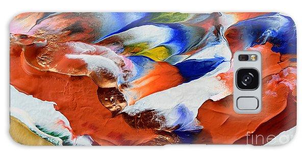 Abstract Series N1015al  Galaxy Case