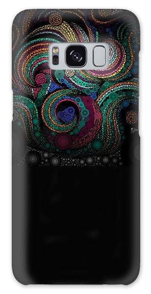 Lace Art Galaxy Case by Sheila Mcdonald