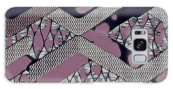 Abstract Slates Galaxy Case