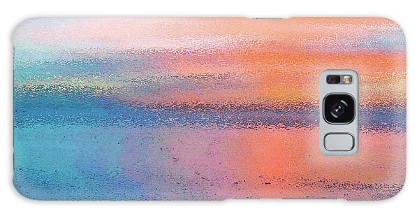 Abstract Sunset Galaxy Case