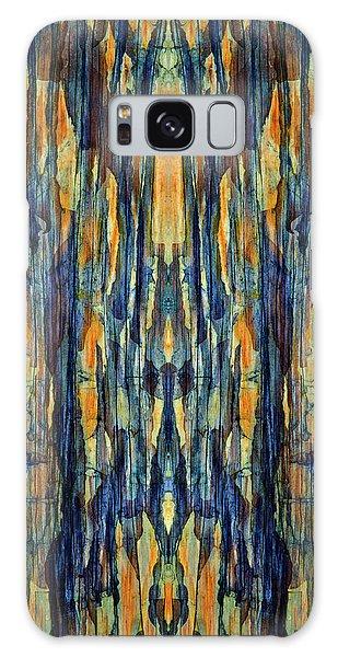 Abstract Symmetry I Galaxy Case
