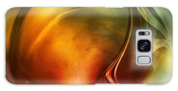 Abstract Whiskey Galaxy Case by Johnny Hildingsson