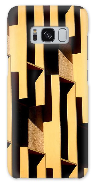 State Building Abstract Galaxy Case