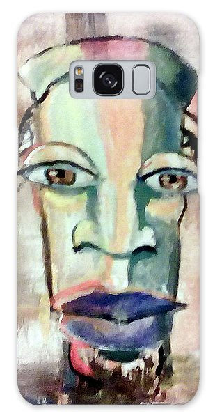 Abstract Young Man #2 Galaxy Case by Raymond Doward