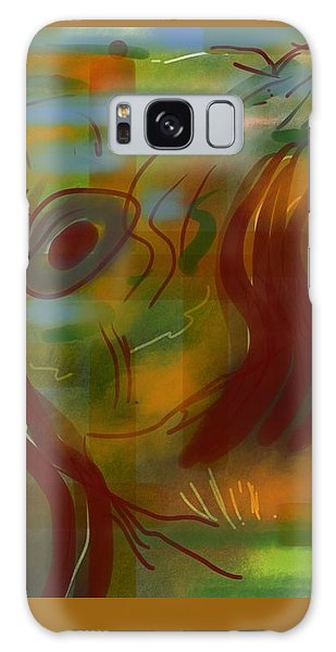 Abstraction Collect 5 Galaxy Case