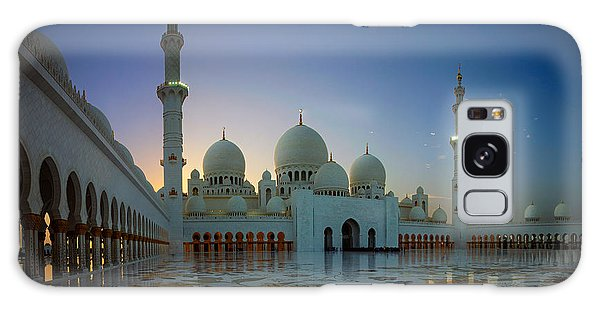 Abu Dhabi Grand Mosque Galaxy Case