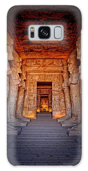 Abu Simbel Great Temple Galaxy Case