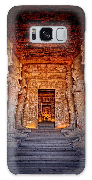 Abu Simbel Great Temple Galaxy Case